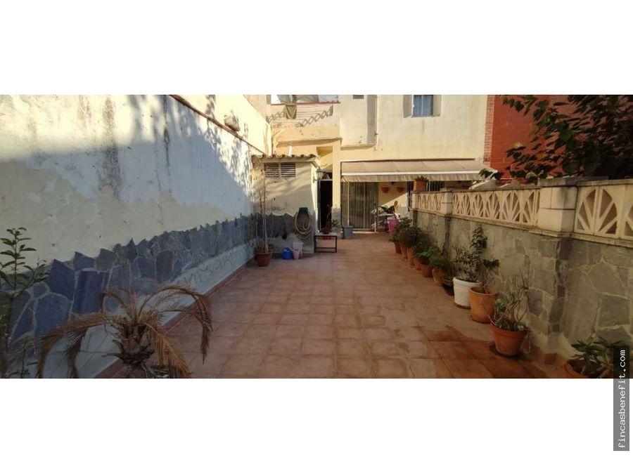 en pleno centro de vilanova piso de 4 h2 b y una maravillosa terraza