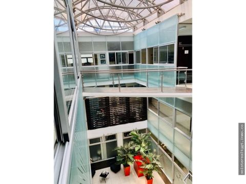 en renta oficina 30 mts torre complejo