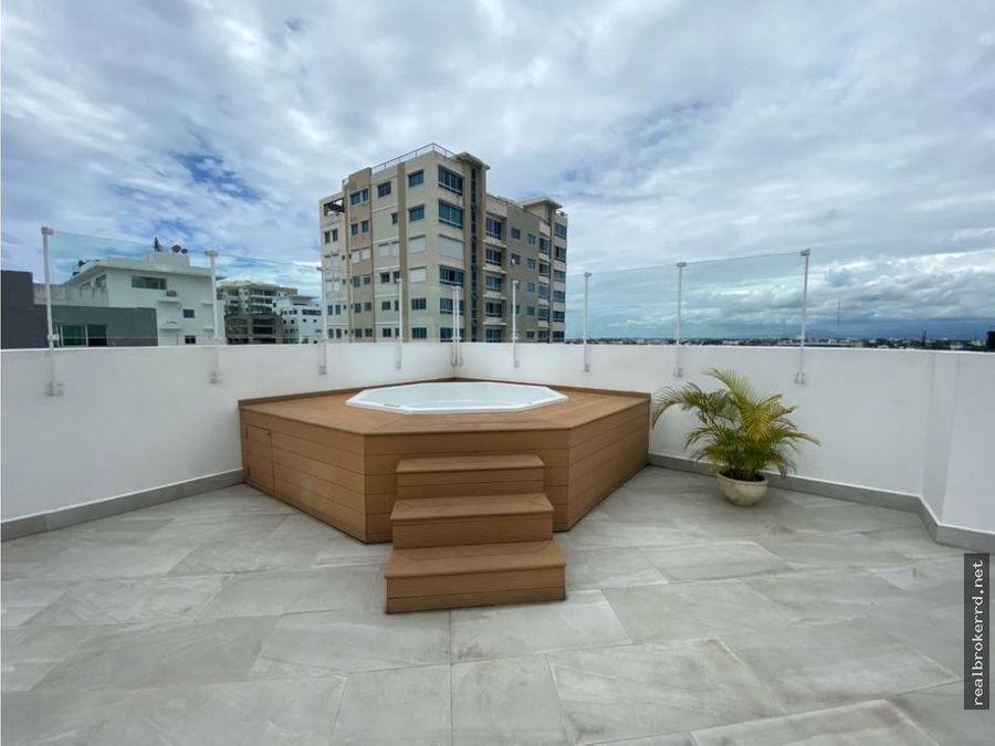 en venta apartamento nuevo ensanche paraiso