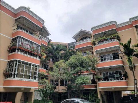 en venta apartamento de 3hab en gazcue