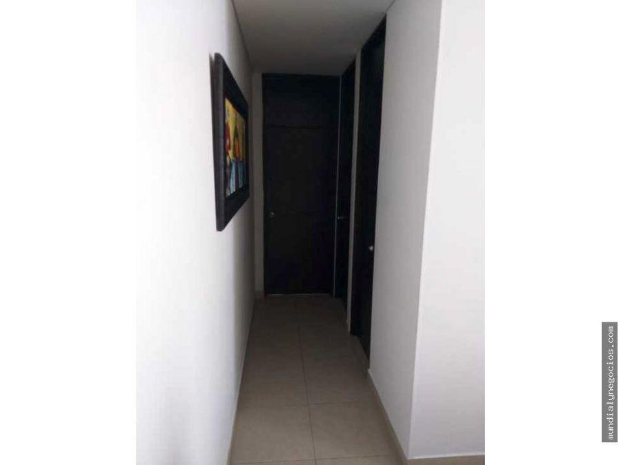 en venta apartamento en conjunto cerrado