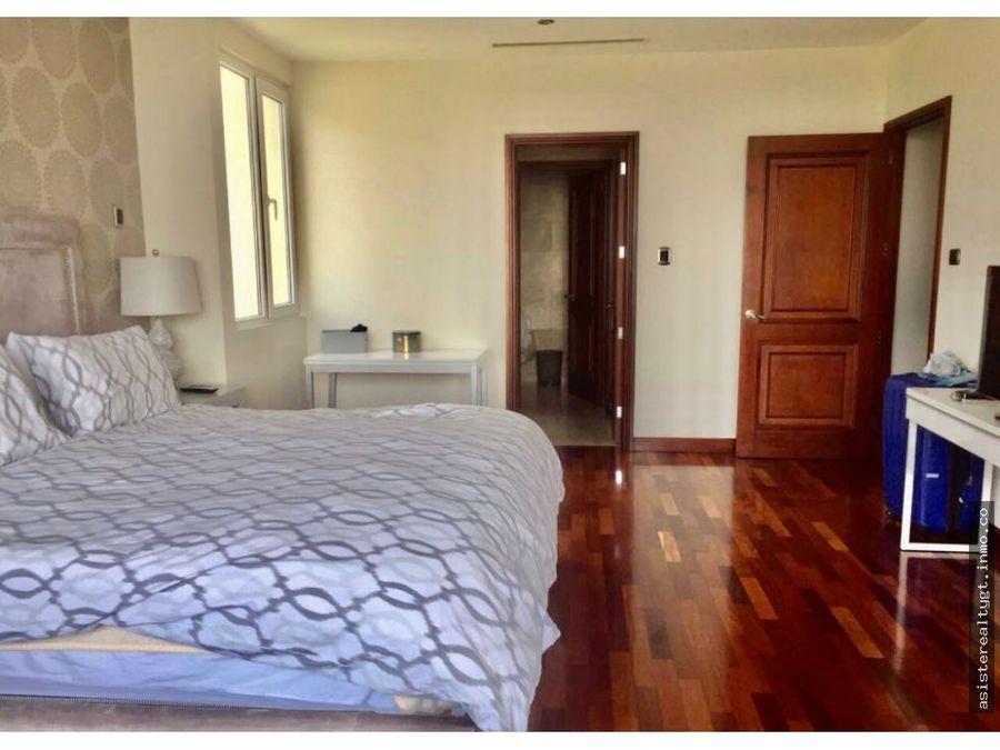 en venta apartamento en torre real nivel alto