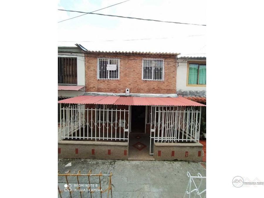 venta casa barrio villa andrea sector estadio san jose