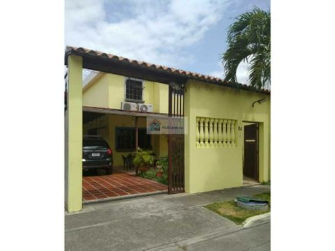 en venta casa en country villa3h3bvalle arriba guatire
