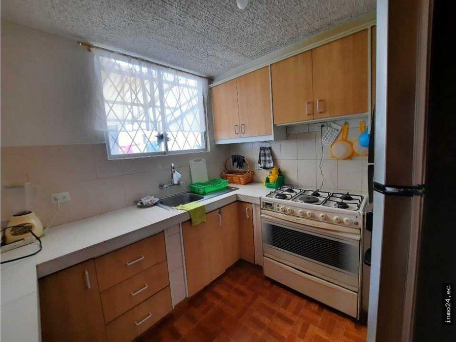 en venta casa en conjunto siglo xxi sector norte calderon zabala