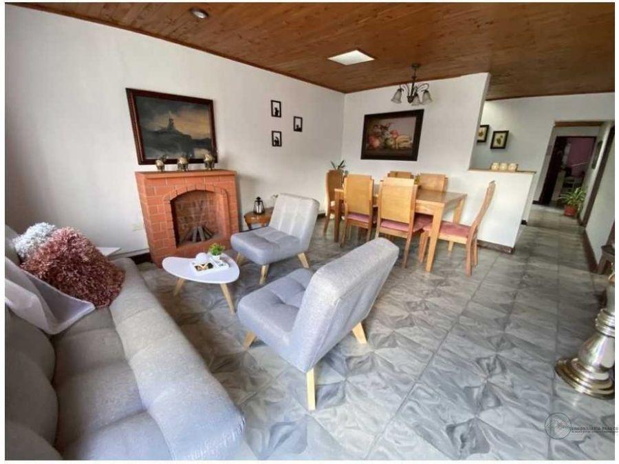 venta casa en el barrio el recreo al occidente armenia
