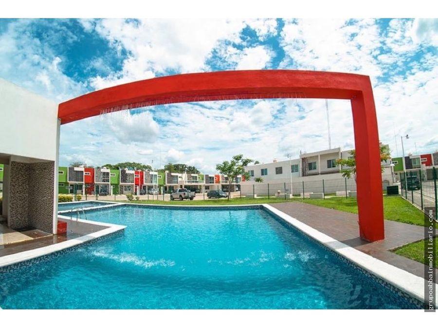 en venta casa en fraccionamiento europa