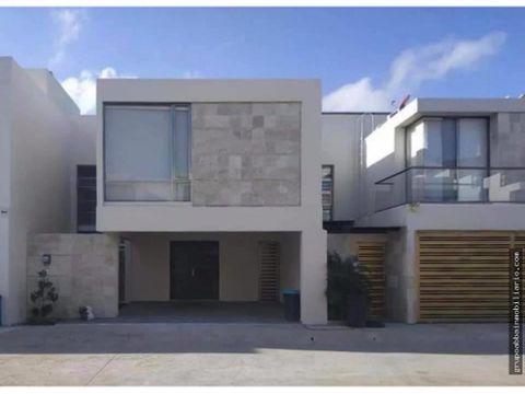 en venta casa en sol campestre con excelentes acabados
