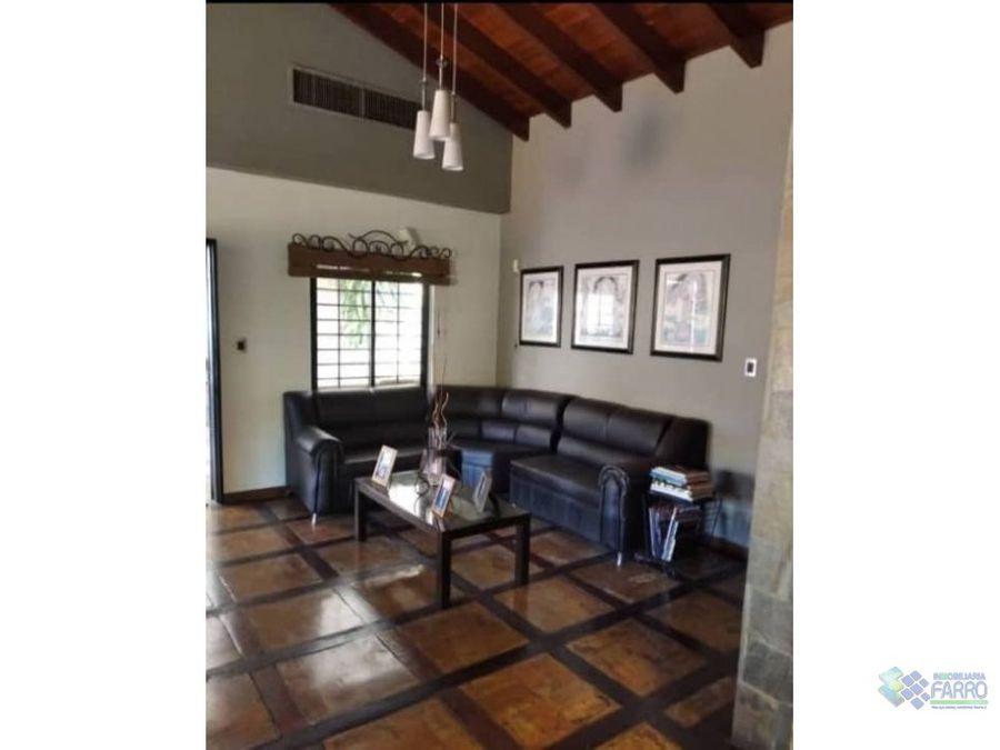 en venta casa el trigal norte ve03 0396tn ov