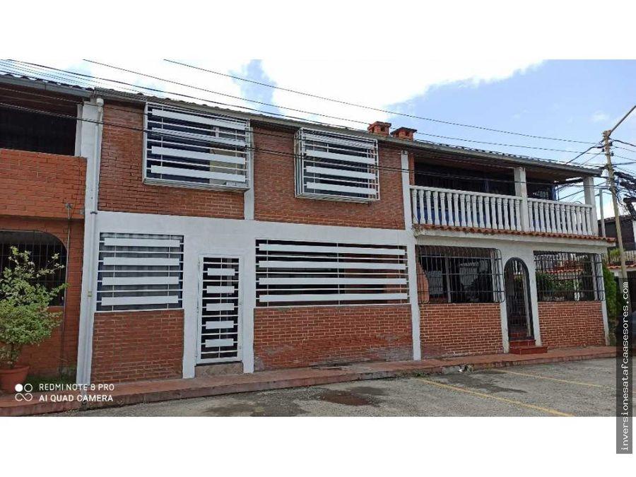 en venta casa town house 03h 02b 01pe villas del camino castillejo