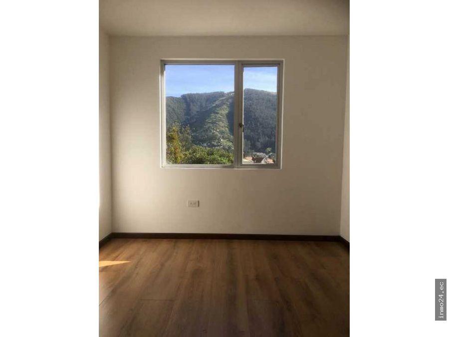 en venta casas mirasierra alta valle de los chillos