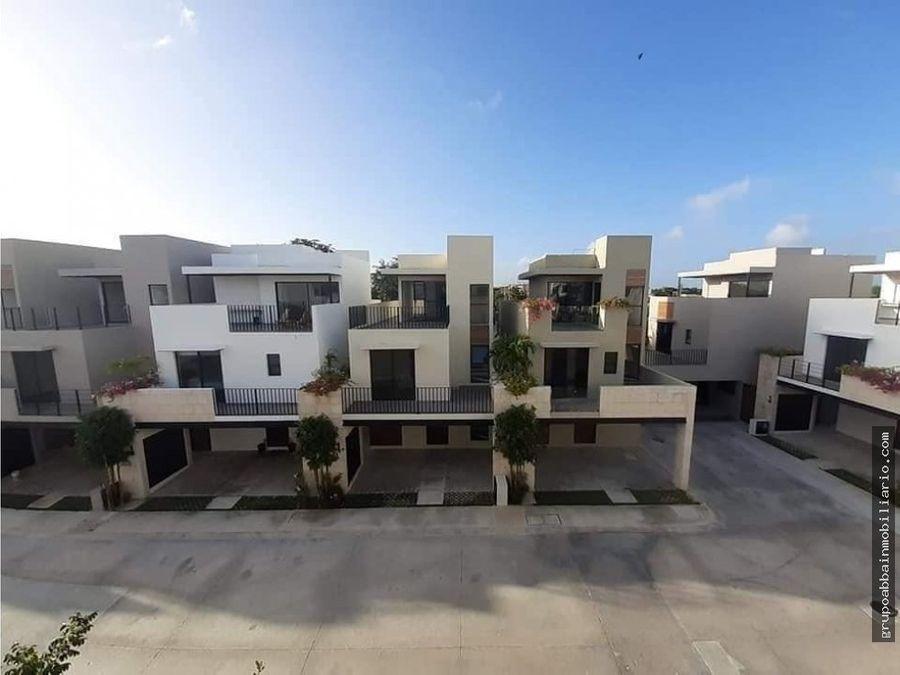 en venta casas en playa del carmen quintana roo a 7 min de la playa