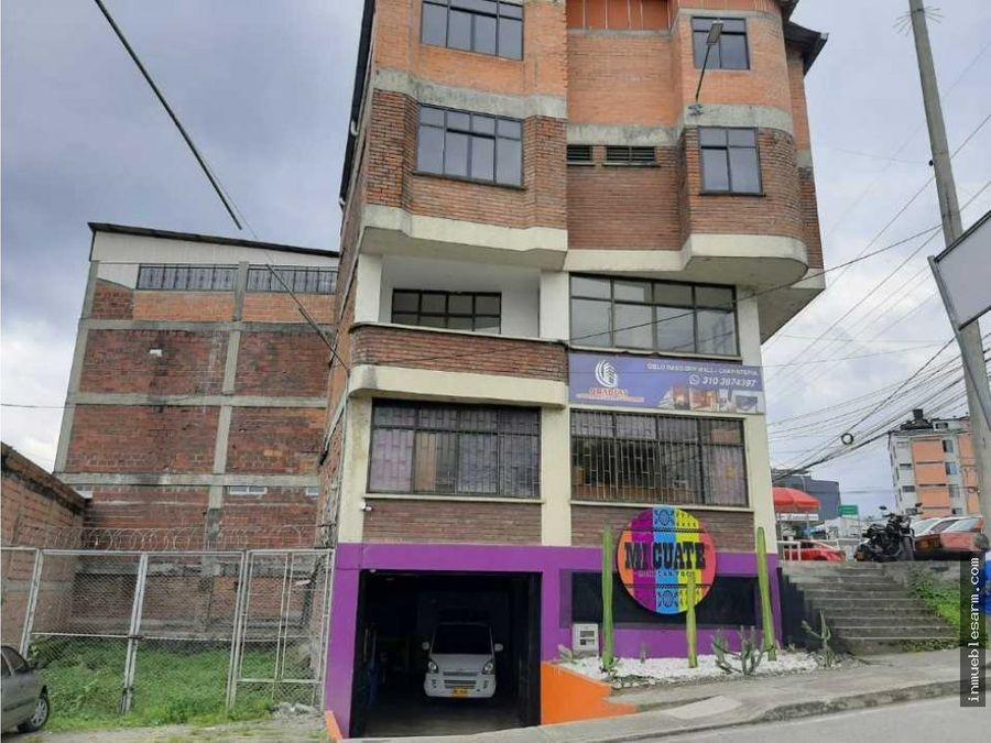 en venta edificio