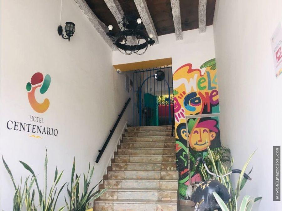 en venta encantadora casahotel en el centro historico de cartagena ay