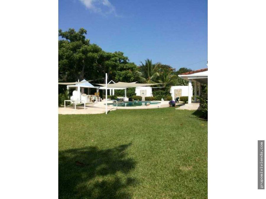 en venta espectacular casa en el golf de coronado