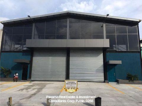 en venta galera centrica en ciudad de panama fa