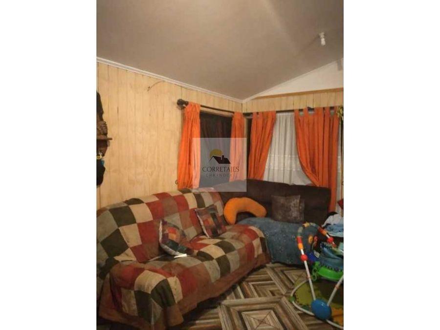 en venta terreno con dos casas los pichichis pucon