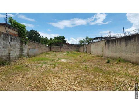 en venta terreno en guacara 440 mts2
