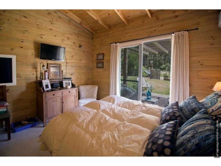 encantadora casa en venta en la barra