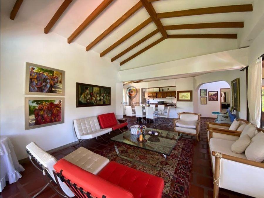 venta moderna casa campestre cerritos pereira