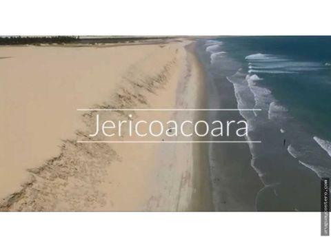 terreno en lagoa azul jericoacoara brasil