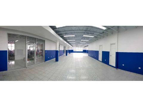 espacio para oficinas en renta tercera avenida san pedro sula