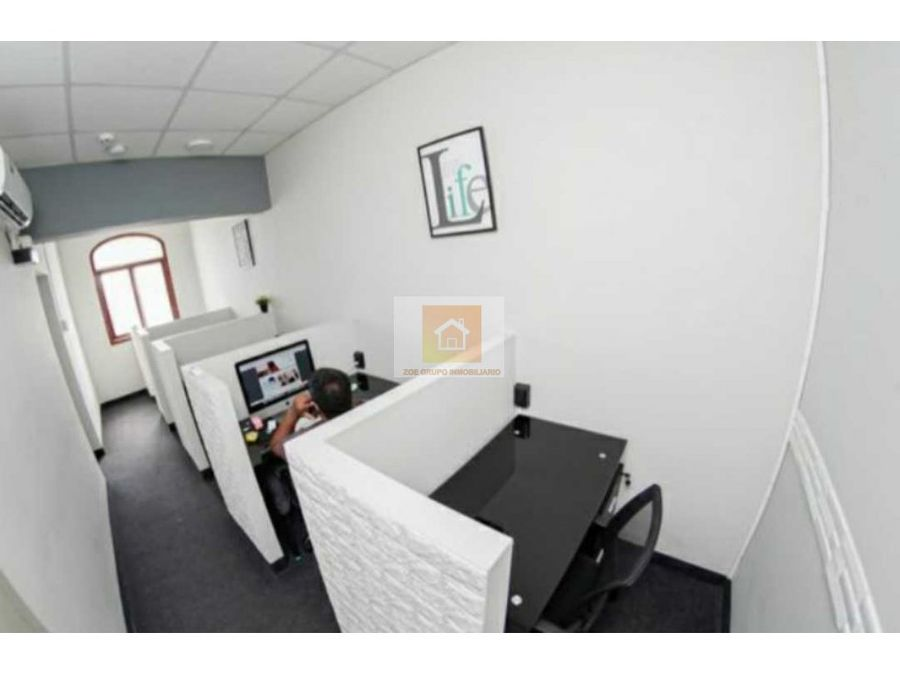 alquiler de oficinas amobladas co working san isidro