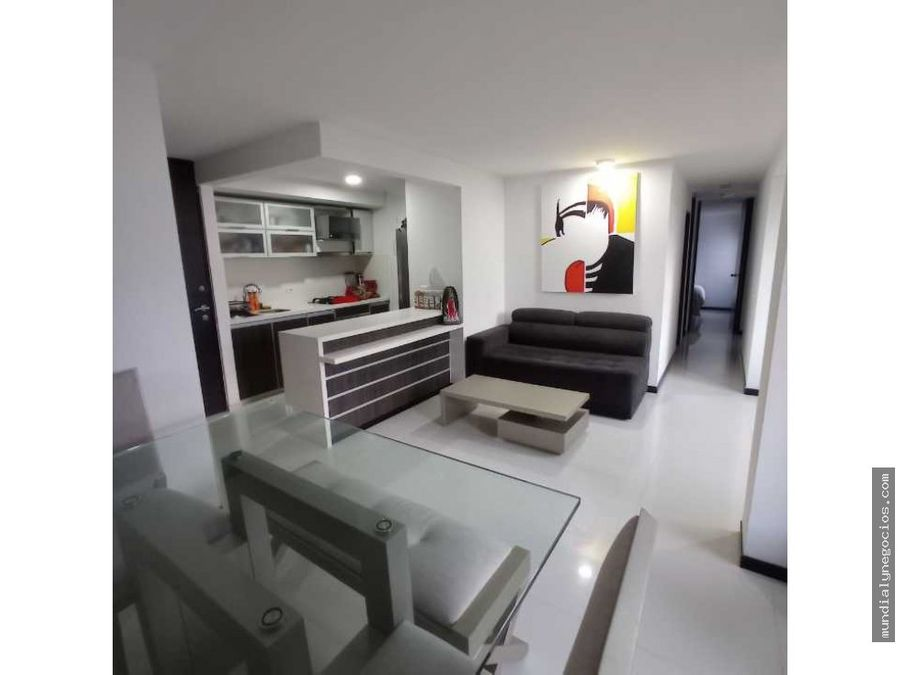 espectacular y exclusivo apartamento en unidad r san miguel