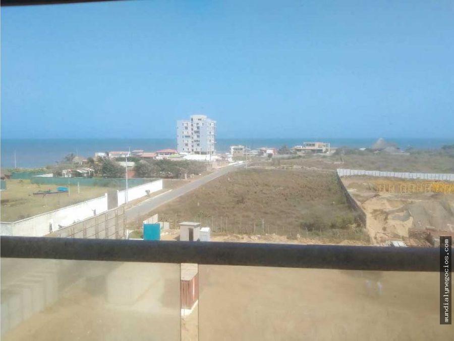 espectacular apartamento vista al mar