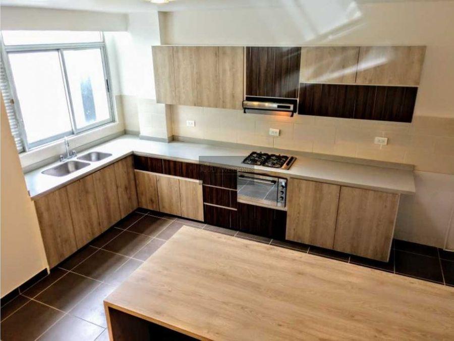 espectacular apartamento de 3 habitaciones venta norte de armenia