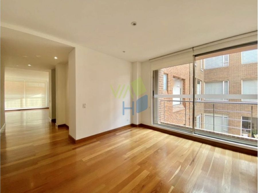 espectacular apartamento en venta en chico reservado