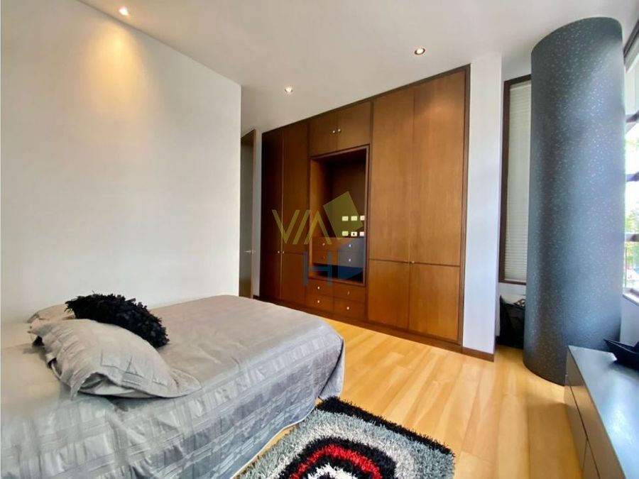 espectacular apartamento en cabrera
