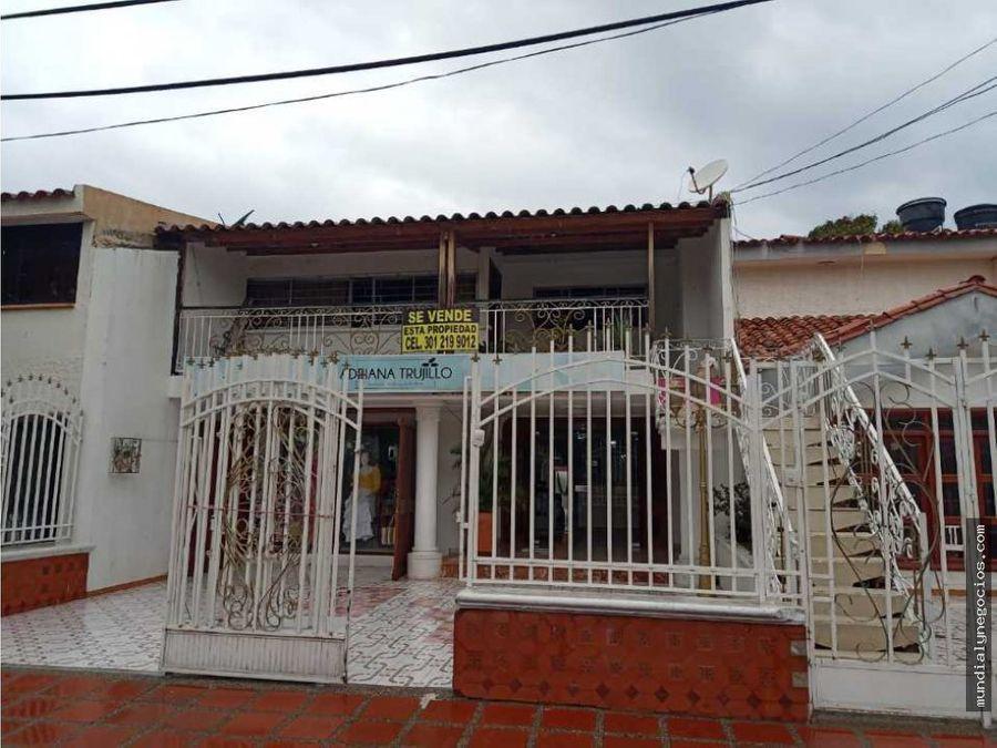 espectacular casa bifamiliar barrio jardin santa marta ak
