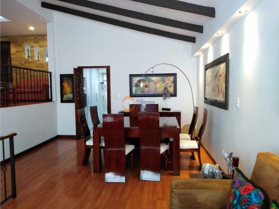 espectacular casa de ensueno en venta milan manizales