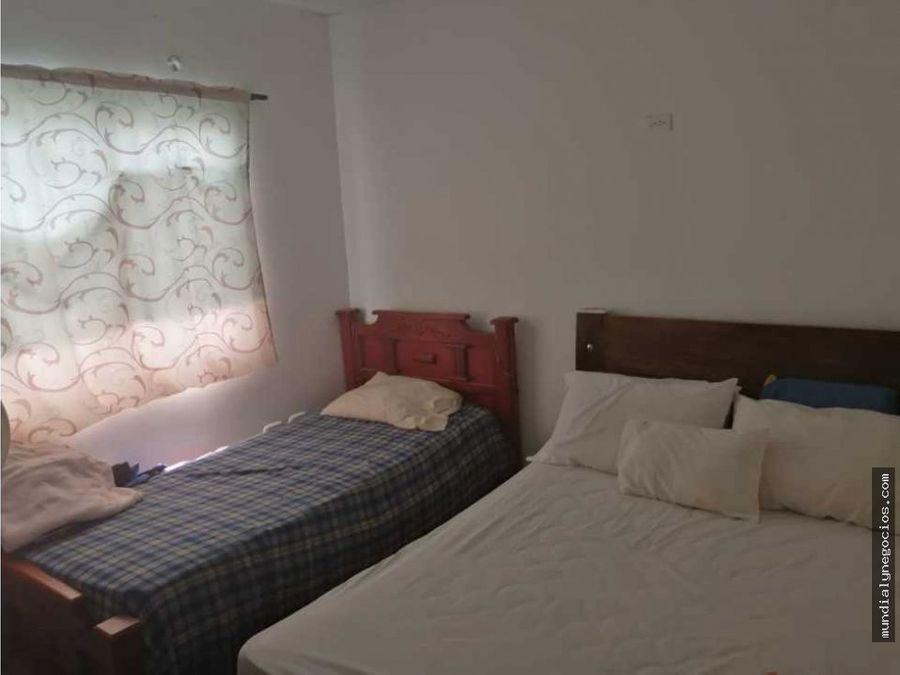 espectacular casa de 3 pisos en venta santa marta 011