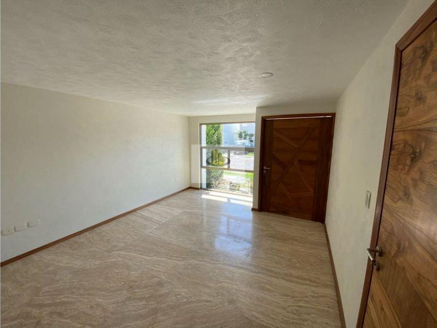 espectacular casa en venta 4 recamaras lomas de angelopolis 1
