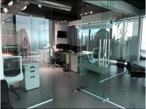 espectacular oficina en ph oceania 160m2 vacia