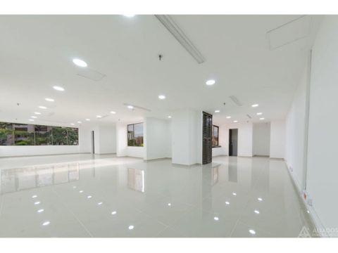 espectacular oficina remodelada av poblado edificio bbva
