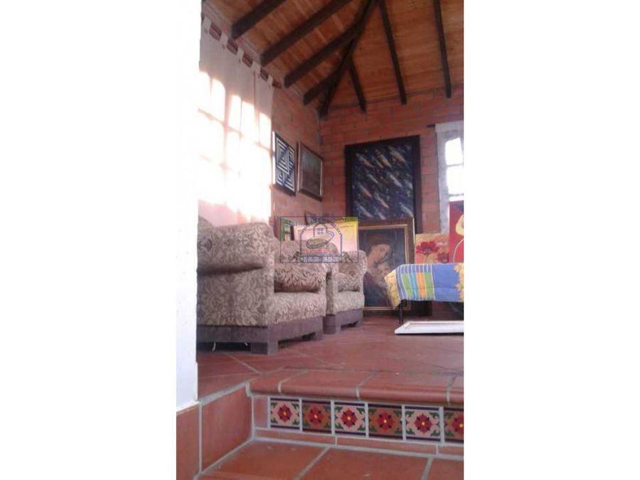 finca multifamiliar con casa y 3 cabanas entre marinilla y santuario