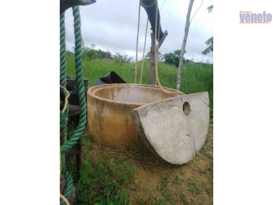 finca agricola y recreativa