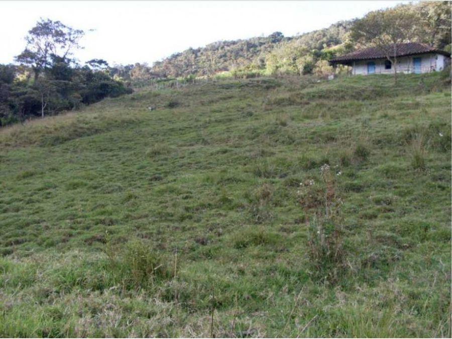 finca con casa campesina a 2 5 km pueblo para proyecto psicola