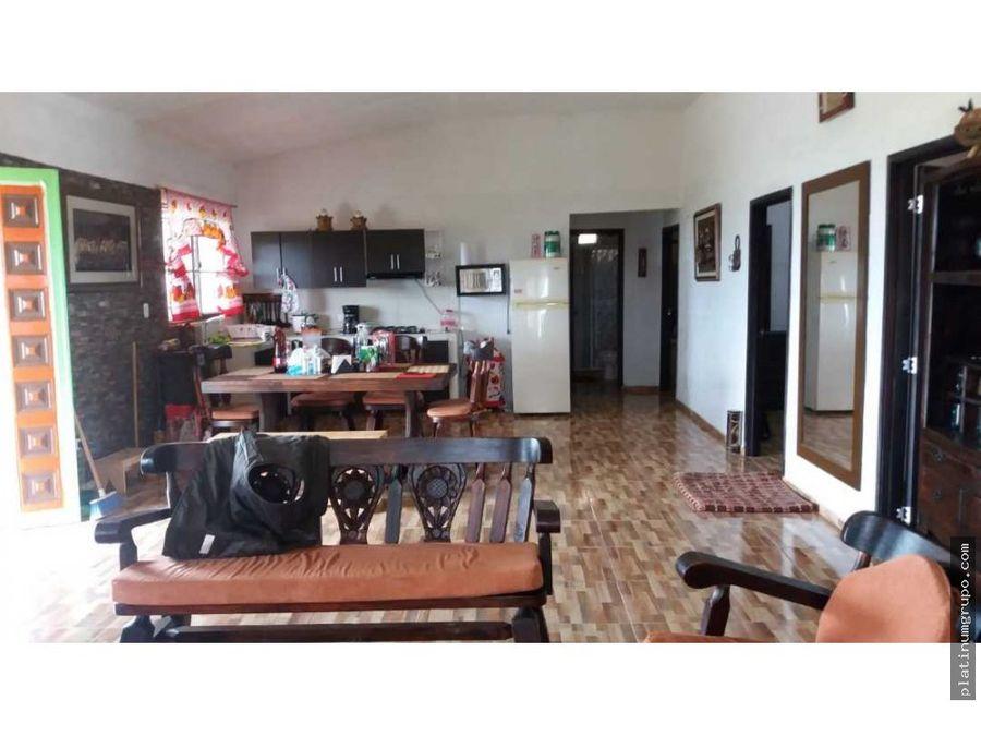 casa campestre en venta en cachimbal vijes valle l g