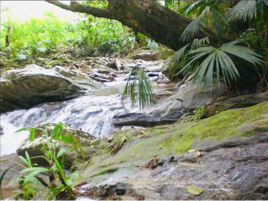 finca 20 hectareas con rio cienaga santa marta colombia