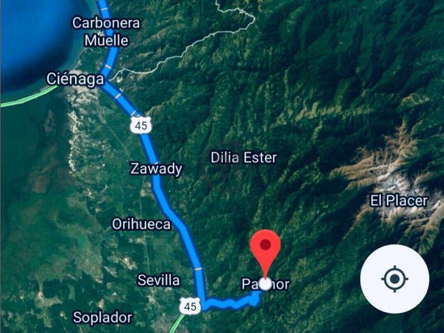 finca 22 ha cafetera sierra nevada santa marta colombia