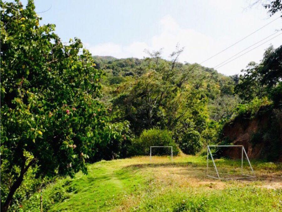 finca 4ha con rio bonda santa marta colombia