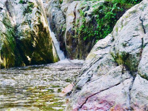 finca 5 hectareas con rio paso del mango bonda santa marta
