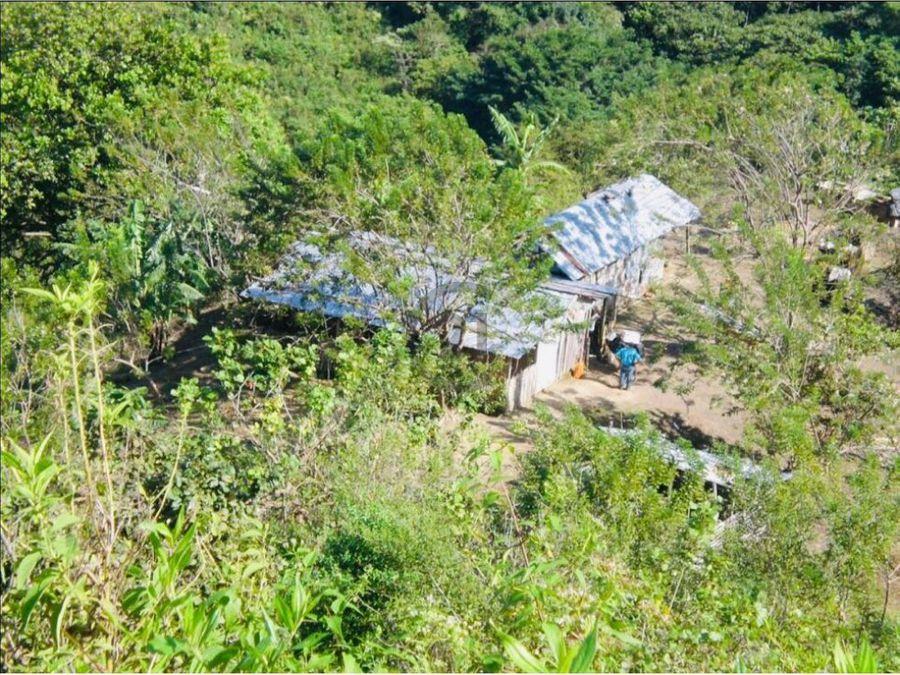finca 62 hectareas con rio cienaga santa marta colombia