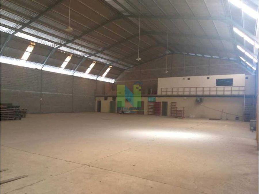 galpon en alquiler zona industrial iii barquisimeto