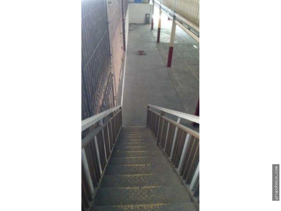 galpon industrial facil acceso y full seguridad
