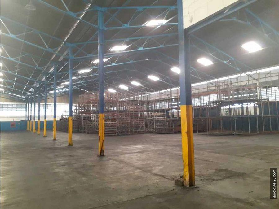 galpones en venta zona industrial norte michelena ancoven master